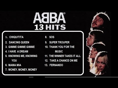 My 13 ABBA Karaoke Collection (good sound quality)