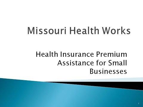 Missouri Health Works webinar