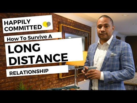 Long Distance Relationship Communication | How To SURVIVE A Long Distance Relationship?