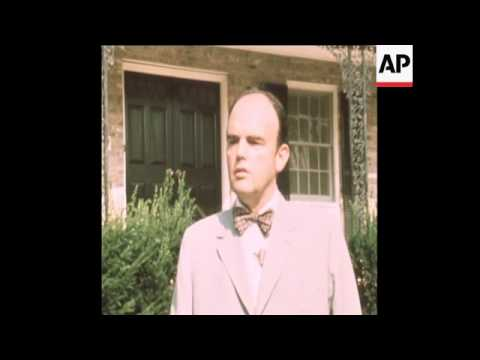 SYND 20/07/73 JOHN EHRLICHMAN INTERVIEW