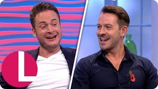 Video Gary Lucy's Explosive Return to Hollyoaks After 15 Years! | Lorraine download MP3, 3GP, MP4, WEBM, AVI, FLV Desember 2017