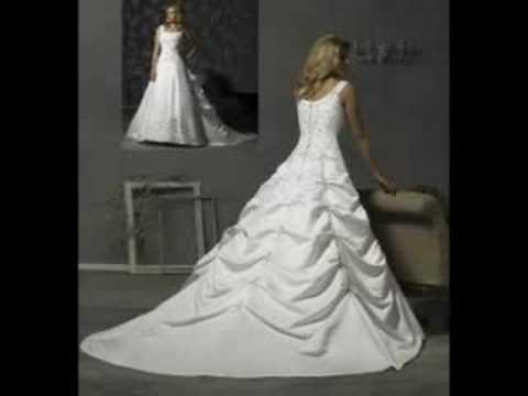 Brautkleider Bei Angely Brautmode In Bochum Nrw Hochzeitsmode Youtube