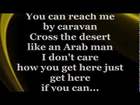 GET HERE (Lyrics) - OLETA ADAMS