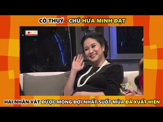 Thanh Thuý - Hứa Minh Đạt bất ngờ xuất hiện vạch tội Đức Thịnh, Lâm Vỹ Dạ | Sao Hoả Sao Kim : Tập 13