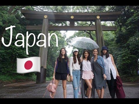 Japan 2017 (fashion show / tour)