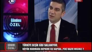 Kanal B   Gündem Özel 07.03.2017   Prof.Dr.Övgün Ahmet ERCAN   Levent YILDIZ