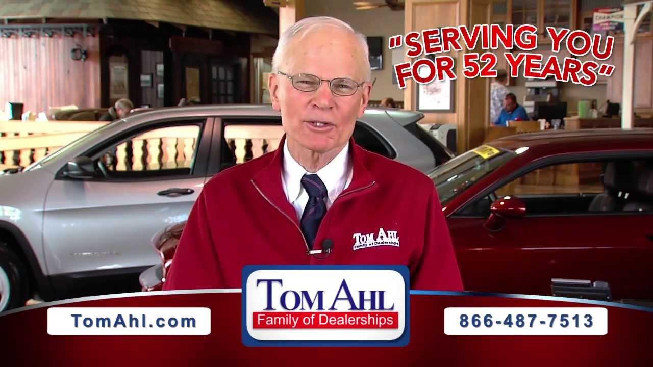 Tom Ahl Lima Ohio >> Tom Ahl Family Of Dealerships
