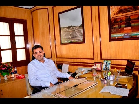 Exclusive Interview of Dr. Sanjay Mukherjee, IAS (ADDITIONAL MUNICIPAL COMMISSIONER (PROJECT))