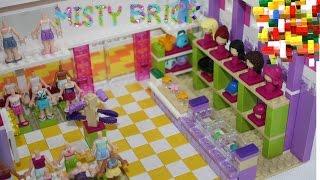 Lego Friends Shopping Mall Galleria by Misty Brick.