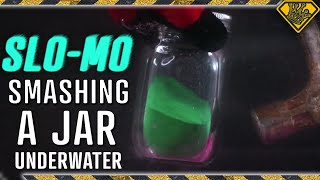 Vacuum Chamber Jar IMPLOSION!