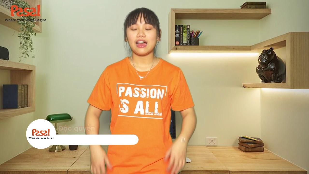 Tự Tin Bắn Tiếng Anh chỉ sau 3 tháng học tại Pasal [Người thật việc thật]