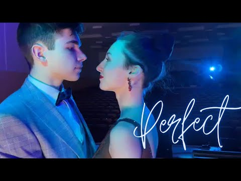 Perfect - Ed Sheeran  | Art Group & Renaissance dance MSLU | Cover music video