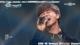 Download Video [MR Removed] 170309 BTOB - Someday (언젠가) [Comeback Stage M COUNTDOWN] MP3 3GP MP4
