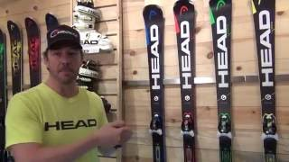 Repeat youtube video Head Skis 2016-17 Product Videos Supershape Skis, Speed, Magnum, Rally and Titan