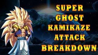 DBFZ: How Gotenks' Super Ghost Kamikaze Attack(SGKA) Works