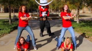 "Texas Tech's ""Red Raider Style"" (Gangnam Style Parody 강남스타일)"