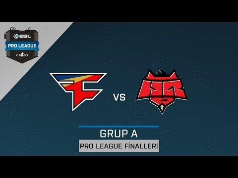 CS:GO - HellRaisers vs. FaZe Clan [Overpass] - Grup A Raunt 1 - ESL Pro League Sezon 6 Finaller