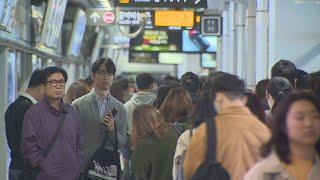 서울 지하철 오늘 정상 운행…노조 업무 복귀 / 연합뉴…