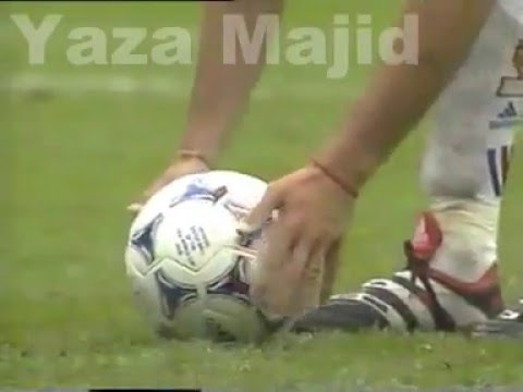 Golden Moments From WorldCup 98