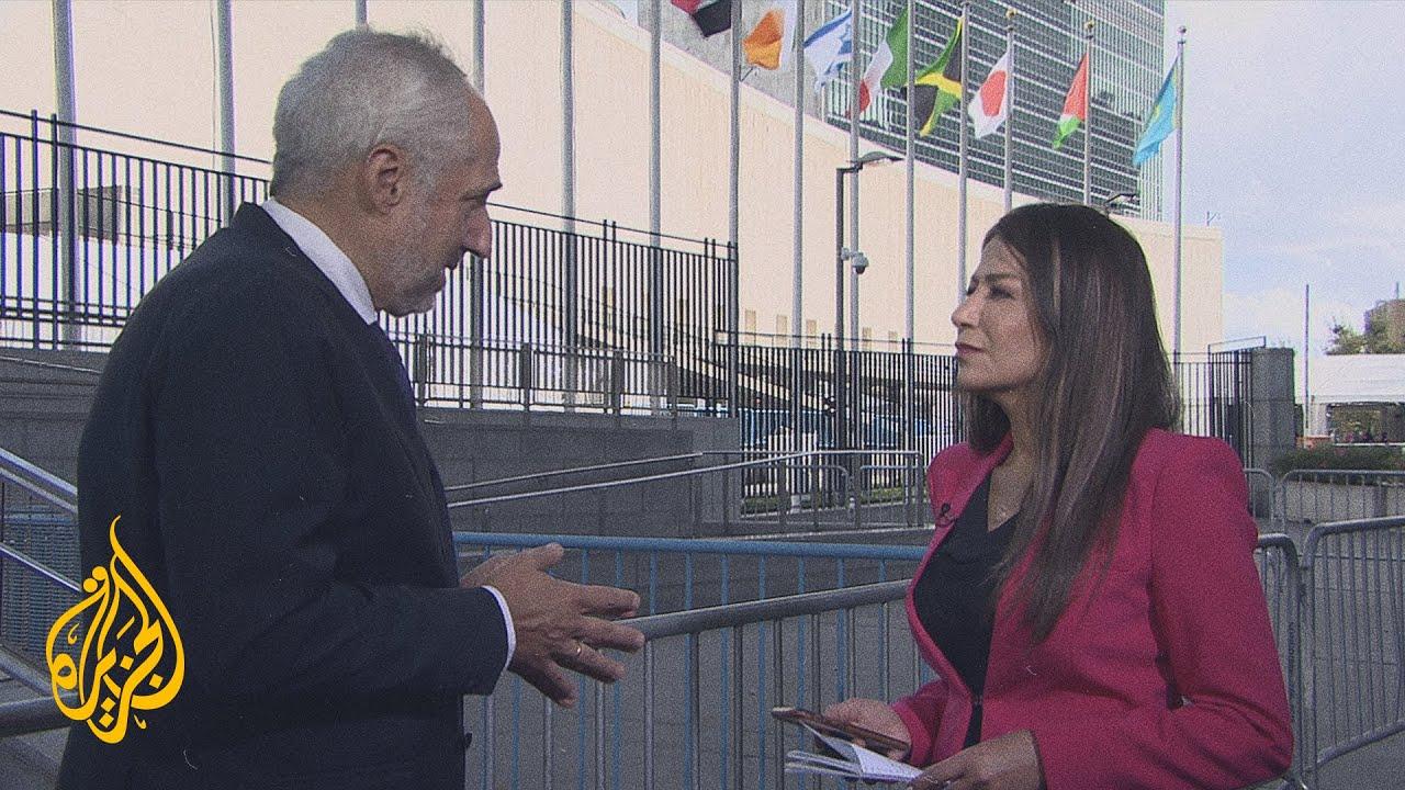 الجزيرة تحاور ستيفان دوجاريك المتحدث باسم الأمين العام للأمم المتحدة  - نشر قبل 6 ساعة
