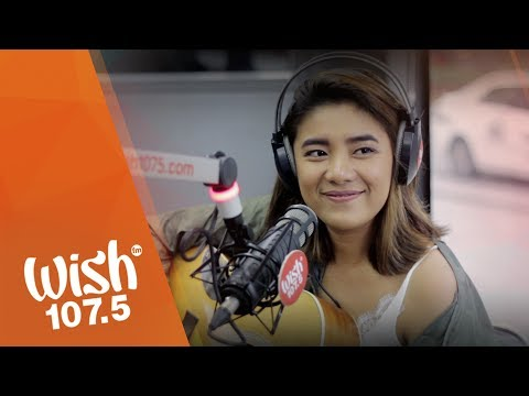 "Keiko Necesario performs ""Away From the Current"" LIVE on Wish 107.5 Bus"