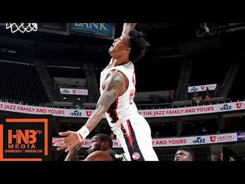 San Antonio Spurs vs Atlanta Hawks 1st Qtr Highlights / July 3 / 2018 NBA Summer League