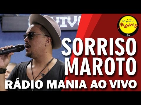 🔴 Radio Mania - Sorriso Maroto - Ainda Existe Amor em Nós / Fica Combinado Assim