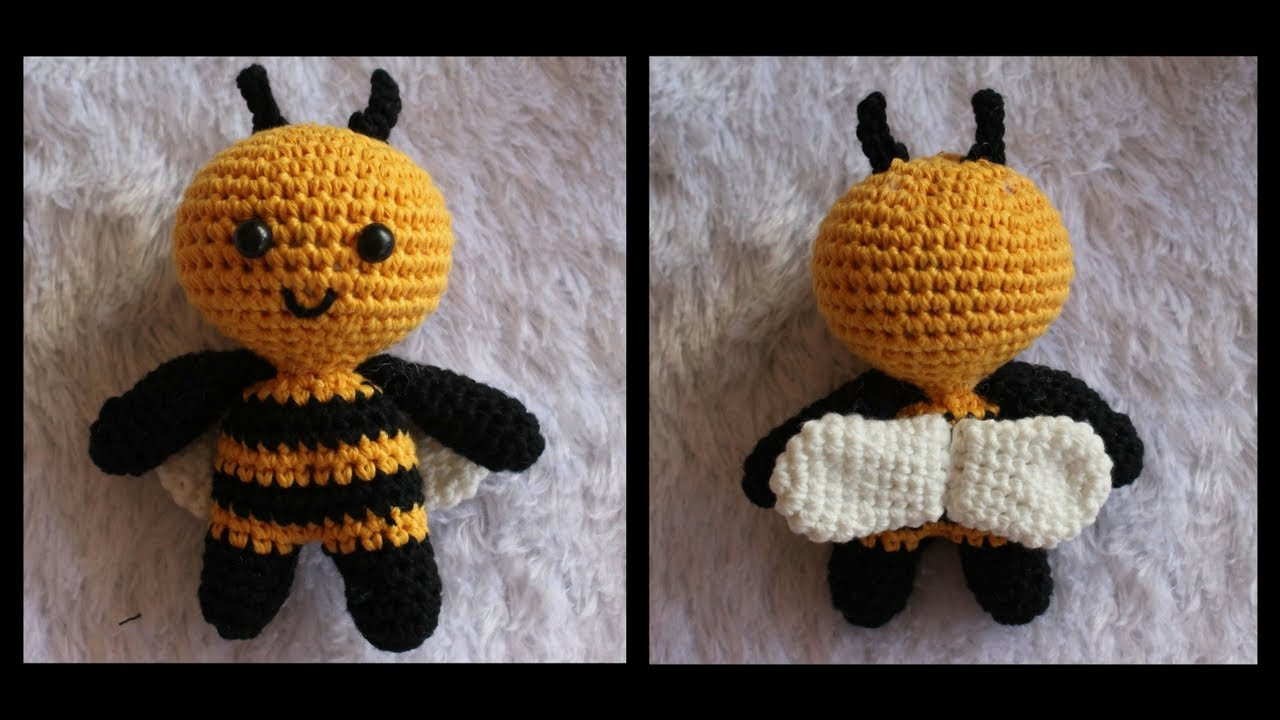 Bonnie With Bee Costume amigurumi pattern by Havva Designs ... | 720x1280