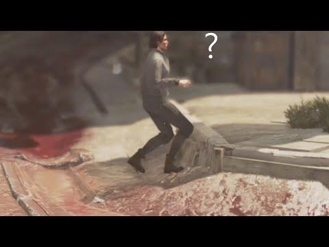 Dishonored 1/2 Funny Moments And Kills |