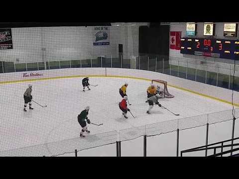 Eloi Bouchard (2001) Video 1 - Practice Hawksbury Hawks Junior A (CCHL Tier 1)