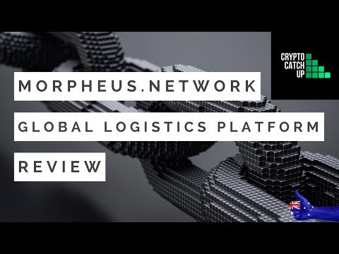 Morpheus.Network Review - Logistics Platform integrated with SWIFT/STELLAR/FEDEX