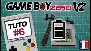 MA GAMEBOY ZERO [VERSION 2] - TUTO PARTIE #6 - (LES FINITIONS + TEST D'AUTONOMIE)