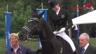 Lisa Müller Pferd International 2015 - Donnerstag