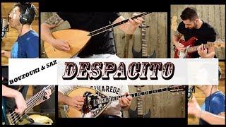 DESPACITO - Luis Fonsi (Beatbox, BOUZOUKI & SAZ) COVER