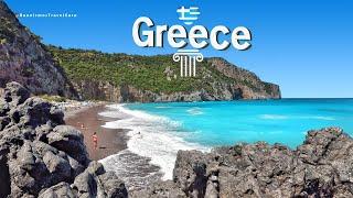 Exotic Greece: Limnionas & Petali Beach, Euboea ~ Free Camping ~ Λιμνιώνας & παραλία Πετάλη