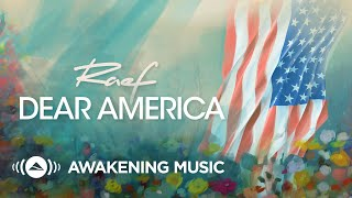 Raef - Dear America (Official Lyric Video)