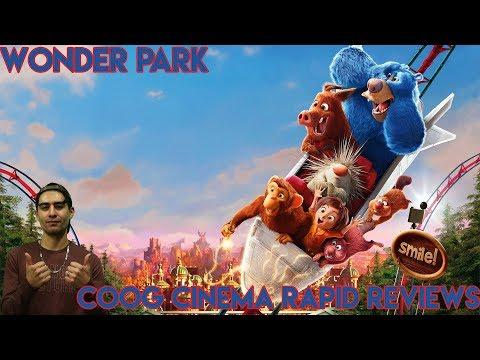 Coog Cinema Rapid Reviews - Wonder Park