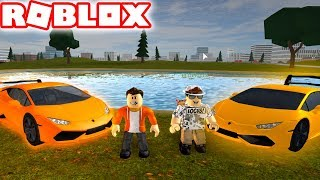 LAMBORGHINI CHALLENGE w/Roblox Locus! (Roblox Vehicle Simulator) #14