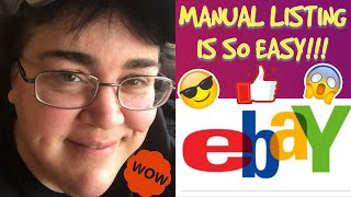 Manual Dropshipping! How to list an item using eBay's PBSE Catalog!