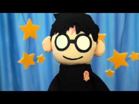Potter Puppet Pals Short: Magic Can Solve Any Problem