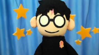 Potter Puppet Pals Short: Magic Can Solve Any Problem