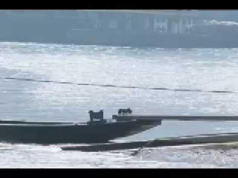 Jia Ling Jiang river, ChongQing (嘉陵江, 重庆) close tho the waterside