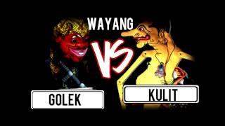 Eksposisi : Wayang | Wayang Golek Vs Wayang Kulit