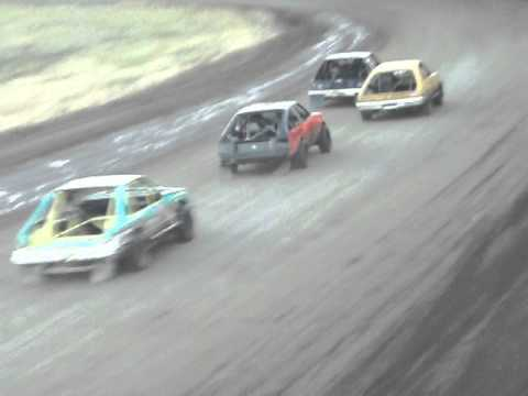 Eagle Track Raceway Fever 4 Main Event Part 6 Sept 20th 2014