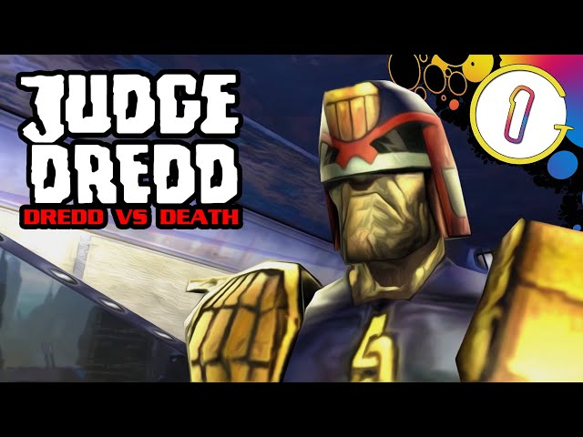 Justice Hates Graffiti - Judge Dredd: Dredd vs Death Gameplay Part 1