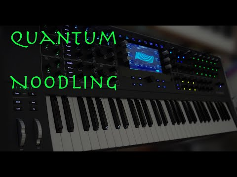 Quantum Noodling - Quick patch creation fun!