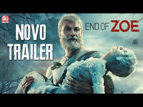 RESIDENT EVIL 7 - END OF ZOE e NOT A HERO | NOVO TRAILER | TAPE 02