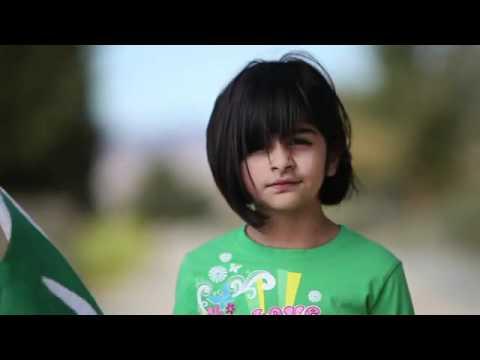 Dill Dill Pakistan - Kids Version - English Pakistan National Song hd