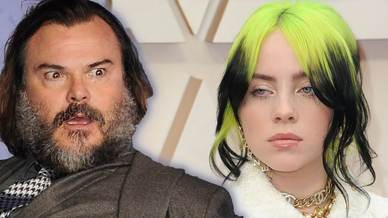 Billie Eilish & Jack Black Twerk Video Goes Viral