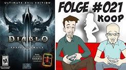 Diablo 3 Reaper of Souls ∴ #021∴ Der Boss ist nackt und dick ∴ Let's Play Koop - [Deutsch/German HD]